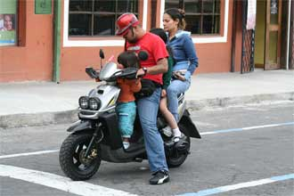 Moped family