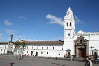 Church Santo Domingo